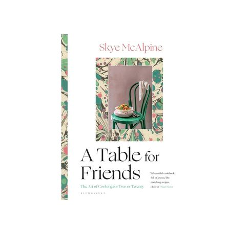 a table for friends  bloomsbury publishing