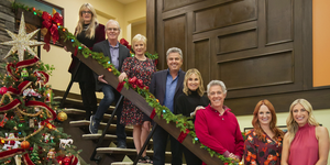 "HGTV ""A Very Brady Renovation: Holiday Edition"" Details"