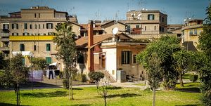 100 Years The Garbatella District In Rome