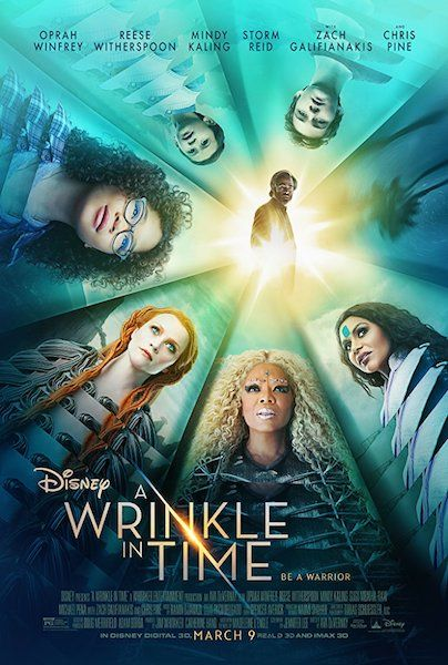 Walt Disney Studios Motion Pictures A Wrinkle in Time