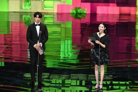 【金鐘55】2020金鐘獎最美頒獎主持人!舞台精彩度不輸紅毯!