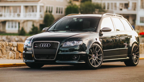 Audi RS4 Wagon for Sale in the US - RS4 Avant Conversion