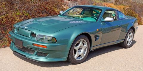 Twin Supercharged Aston Martin Vantage Le Mans V600 For Sale