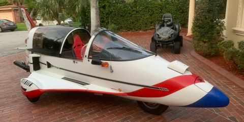 Vehicle, Car, Aircraft, Aviation, Ultralight aviation, Airplane, City car, Experimental aircraft, Light aircraft,