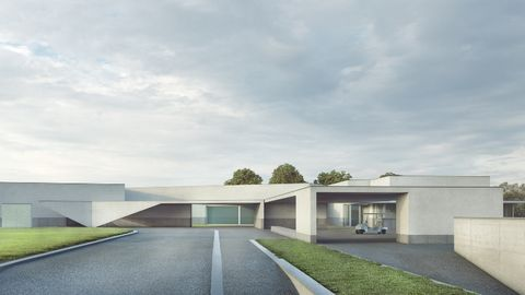 當代建築大師alvaro siza操刀!品味與美學兼容的高球俱樂部「台豐玉嘉會館」正式啟用