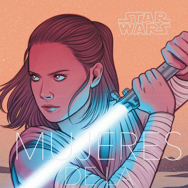 Star Wars Mujeres de la galaxia