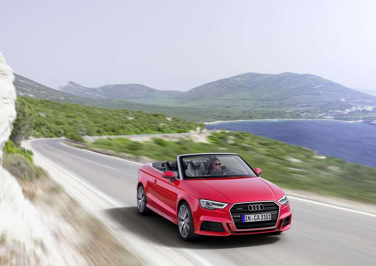 Audi Gives Us Summertime Sadness By Killing The A3 Cabriolet For 2020