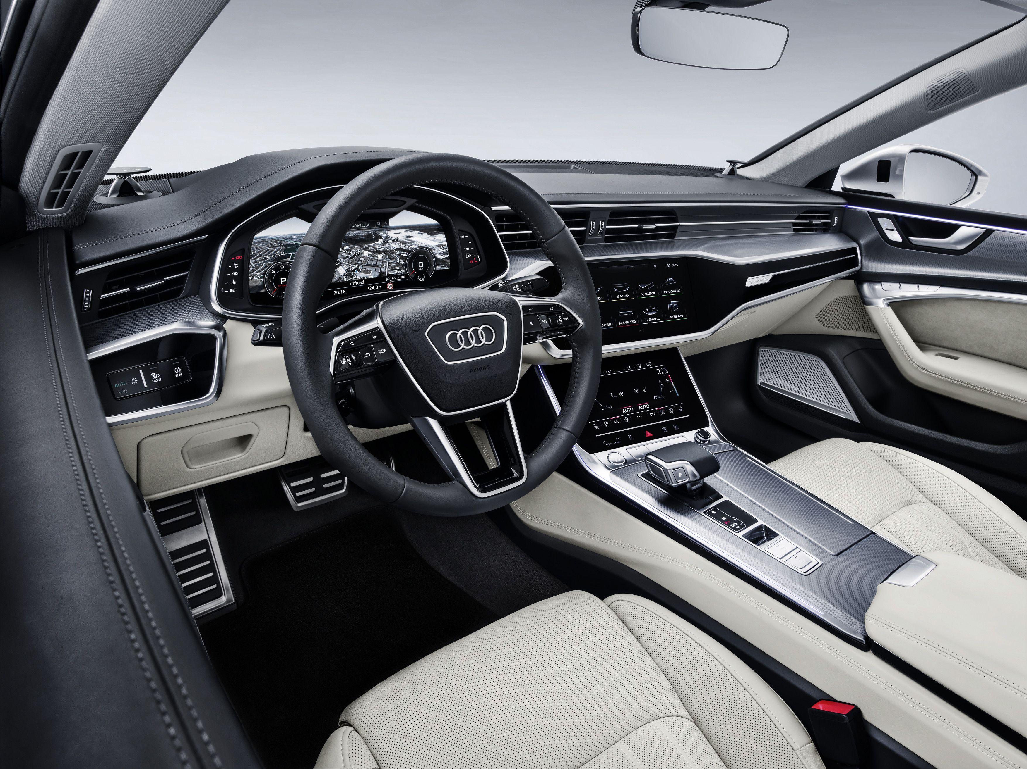 2019 Audi A7 New A7 Sportback Specs Photos Price