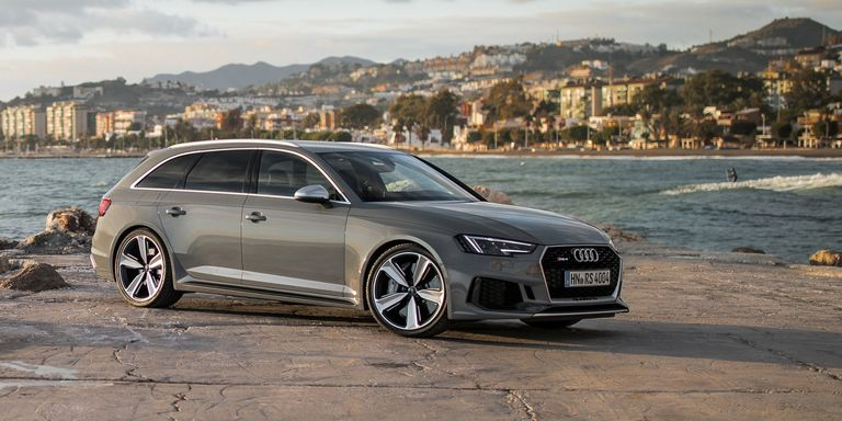 The Audi RS Wagon Is The Most Sensible Toy To Have - Audi rs4