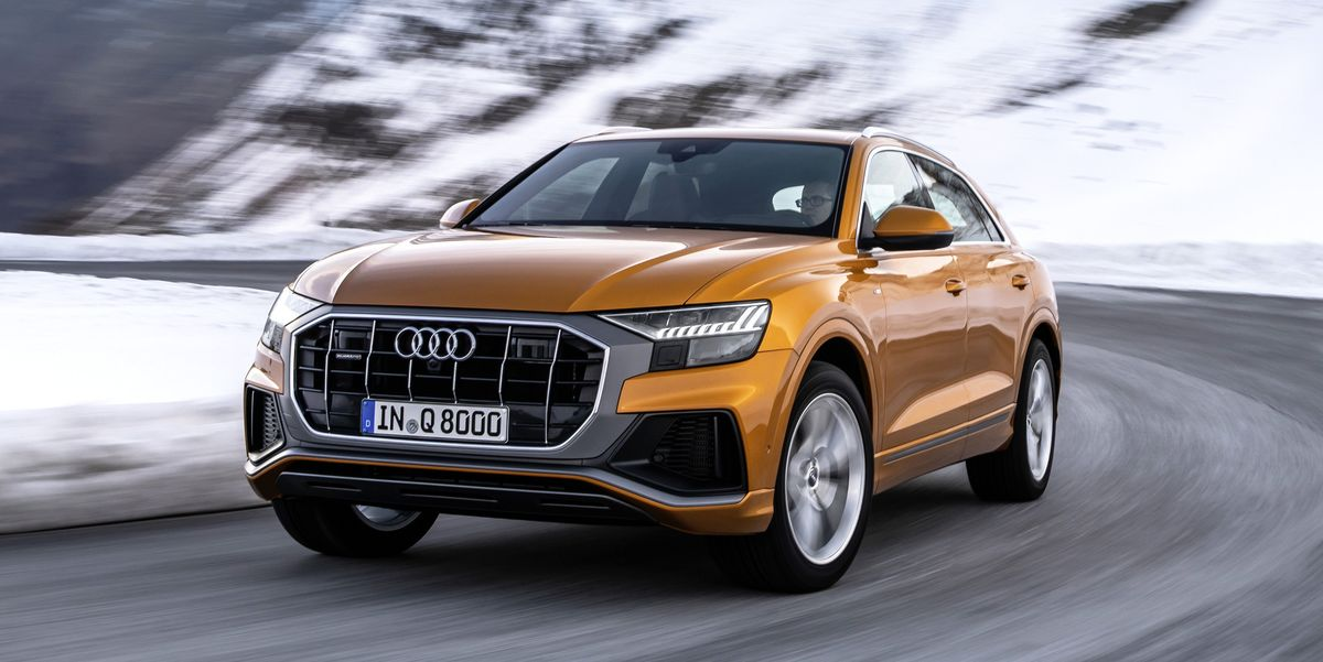 2021 Audi Q8 Review, Pricing, and Specs