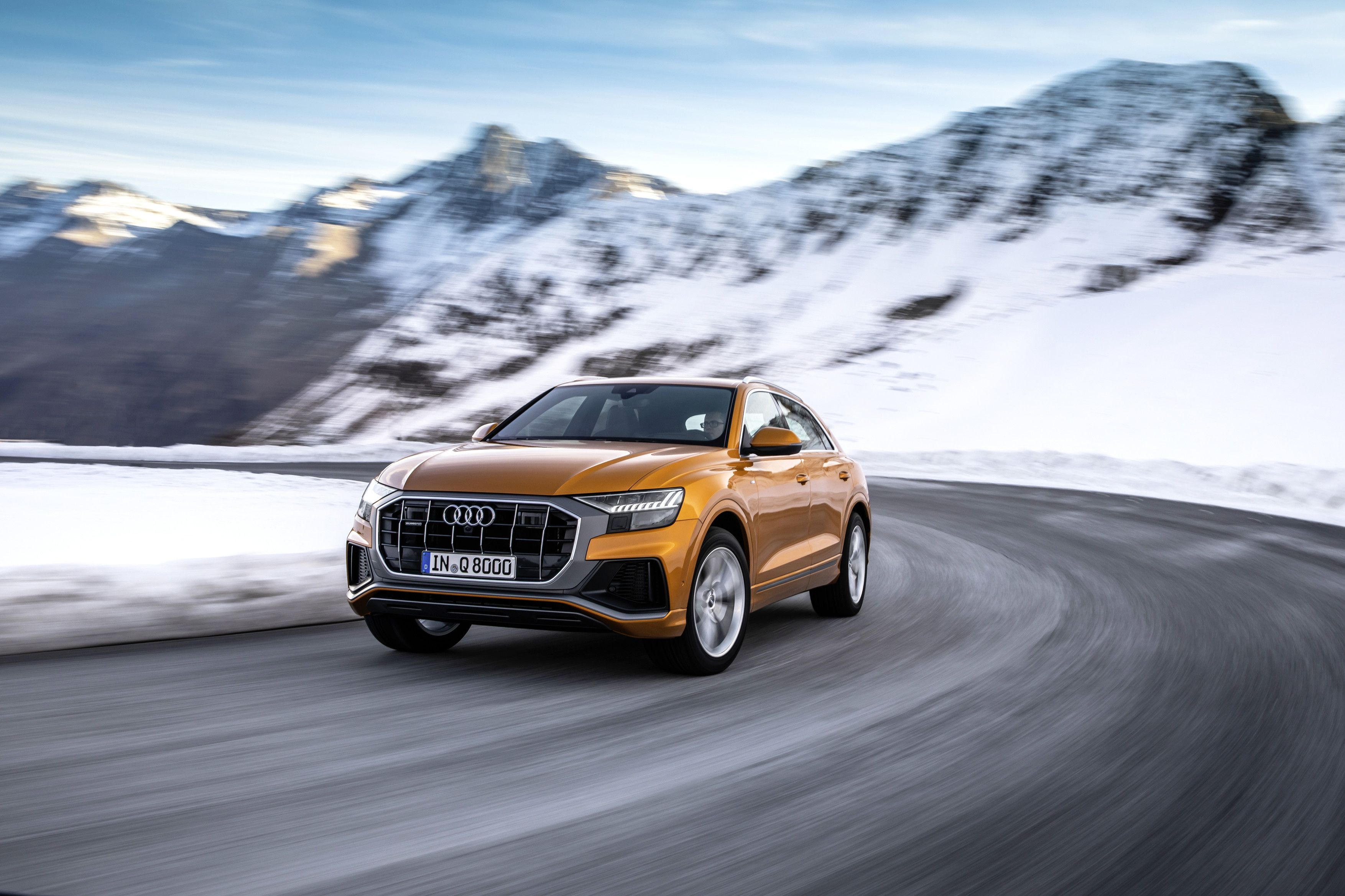 2021 Audi Q8 Review Pricing And Specs