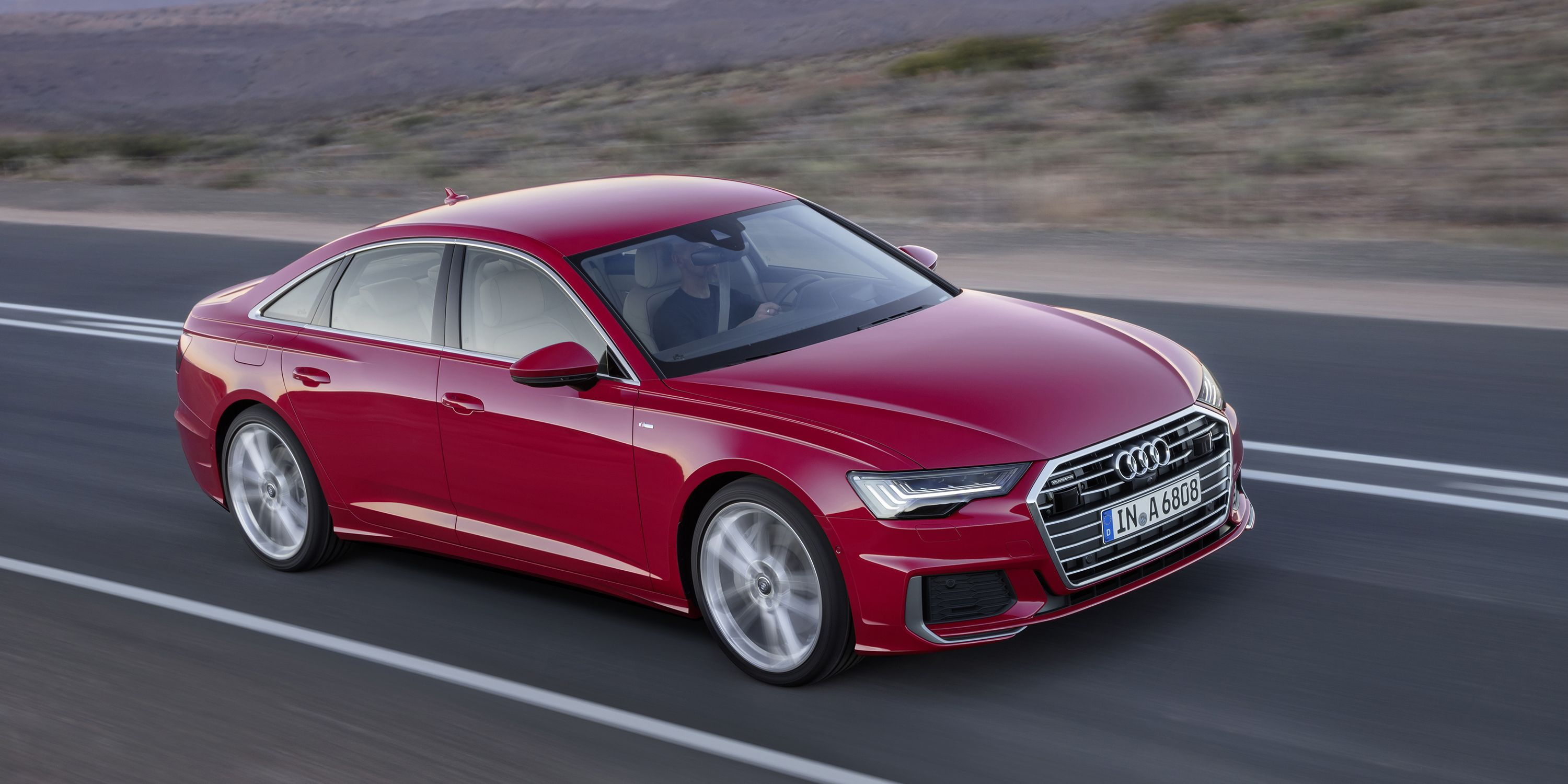 2019 Audi A6 Here It Is