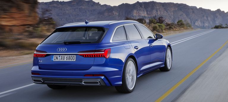 2019 Audi A6 Avant Is Beautiful, Even if it Won't Come to the US Audi on aston martin, ford motor company, land rover, bentley motors limited,