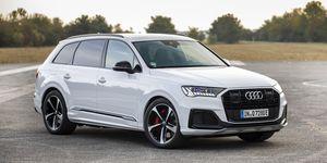 Audi Q7 plug-in hybrid