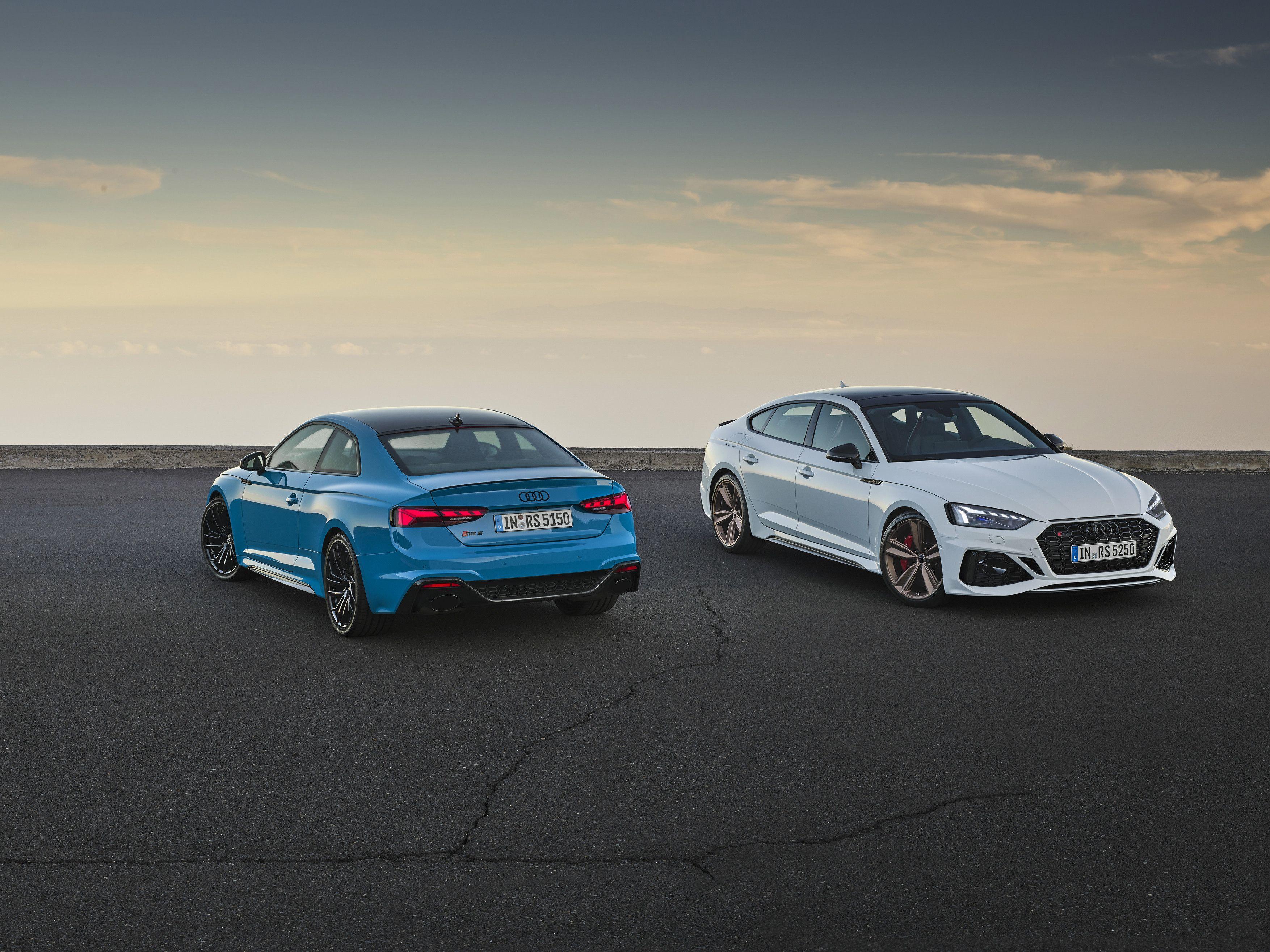 2020 Audi Rs5 Gets A Bit Sexier