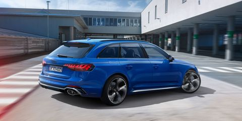 Audi Reveals a 25 Years of RS Special Edition, Inspired by RS2 Avant