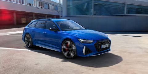 View Photos of the Audi 25 Years of RS Anniversary Package