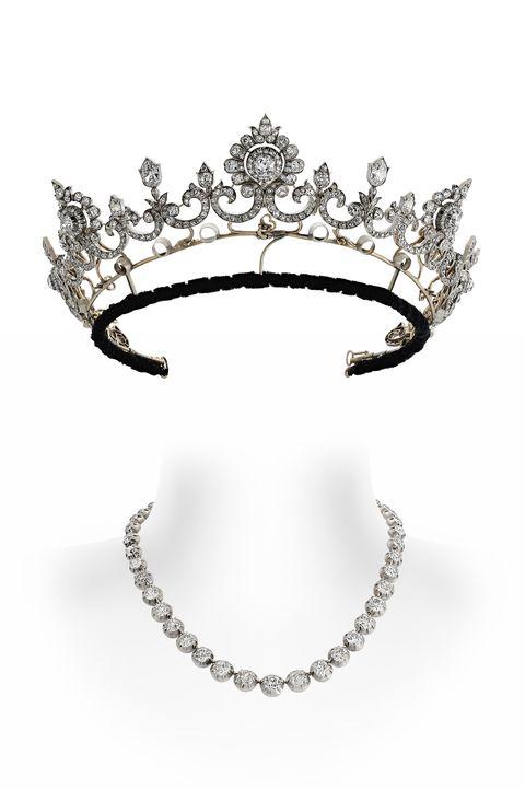 hancocks tiara