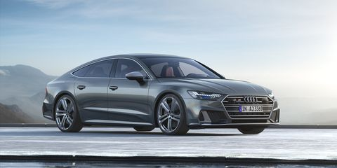 2020 Audi S7 Sportback Specs Release Date Info
