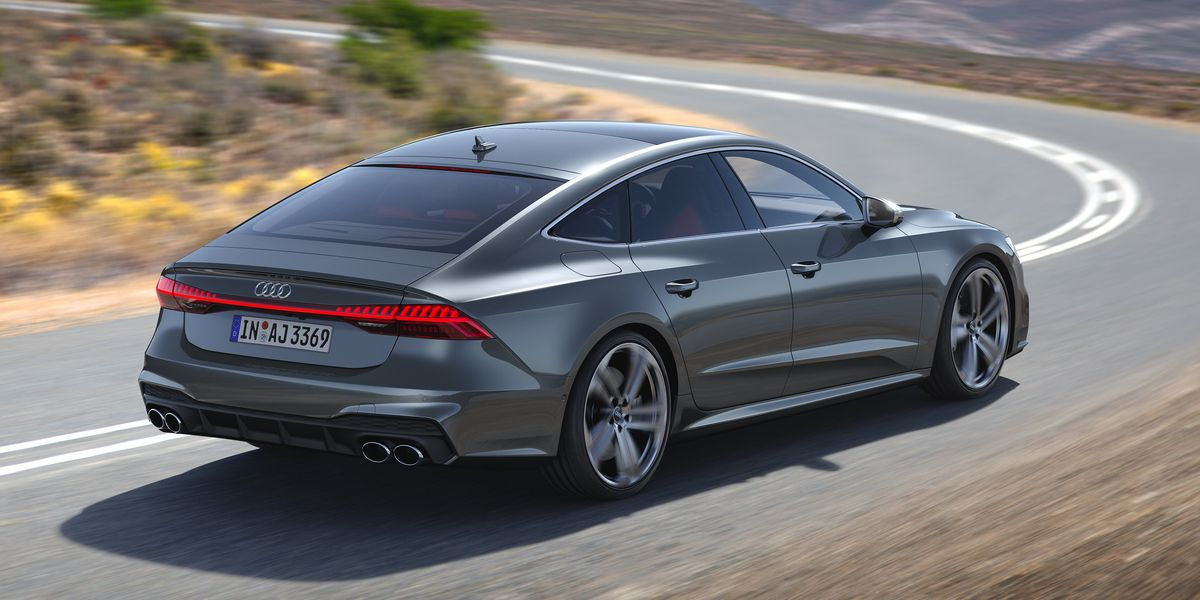 2020 Audi S6 And S7 Revealed Pictures Price Specs