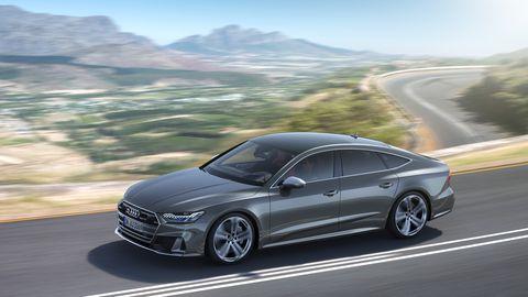 2020 Audi S7 (Euro-spec)