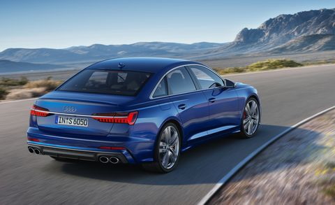 2020 Audi S6 Review.2020 Audi S6 Makes 444 Hp And Starts Under 75 000
