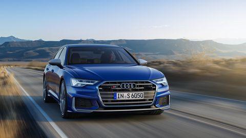2020 Audi S6 (Euro-spec)