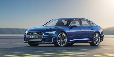 2020 Audi S6 Sedan Specs Info Release Date