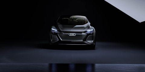Audi A:ME Concept