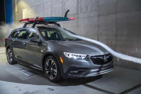 how adventure gear strapped to your roof affects gas mileage do