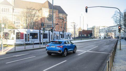 Audi comunicación semáforos