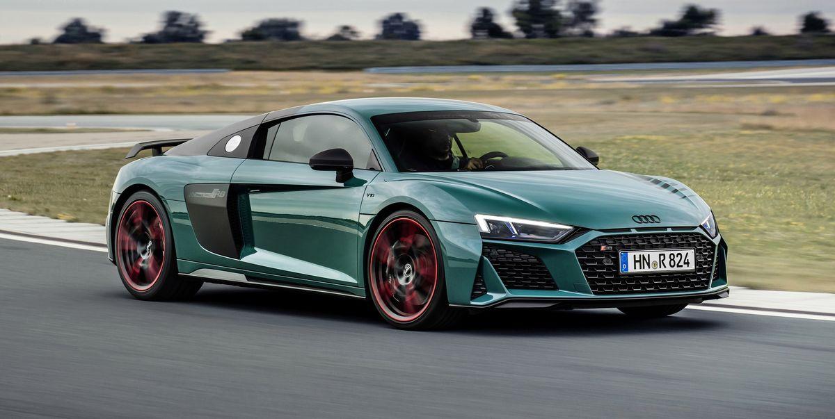 Audi R8 Green Hell Edition: De la pista a la calle
