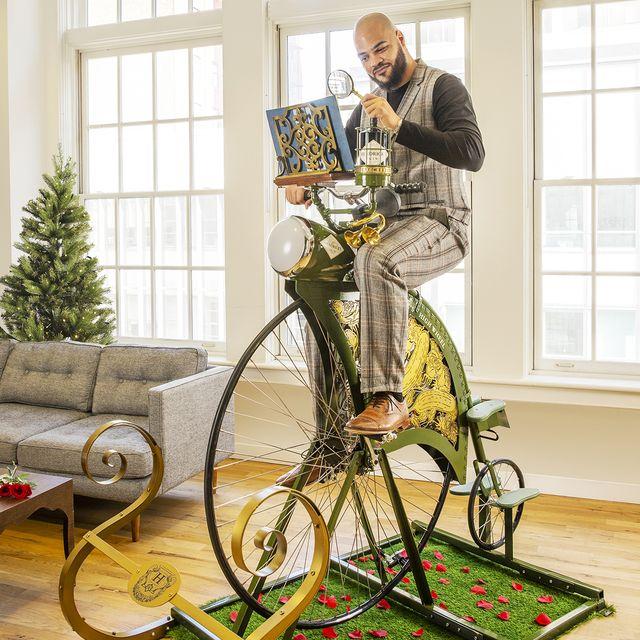 hendrick's bicycle