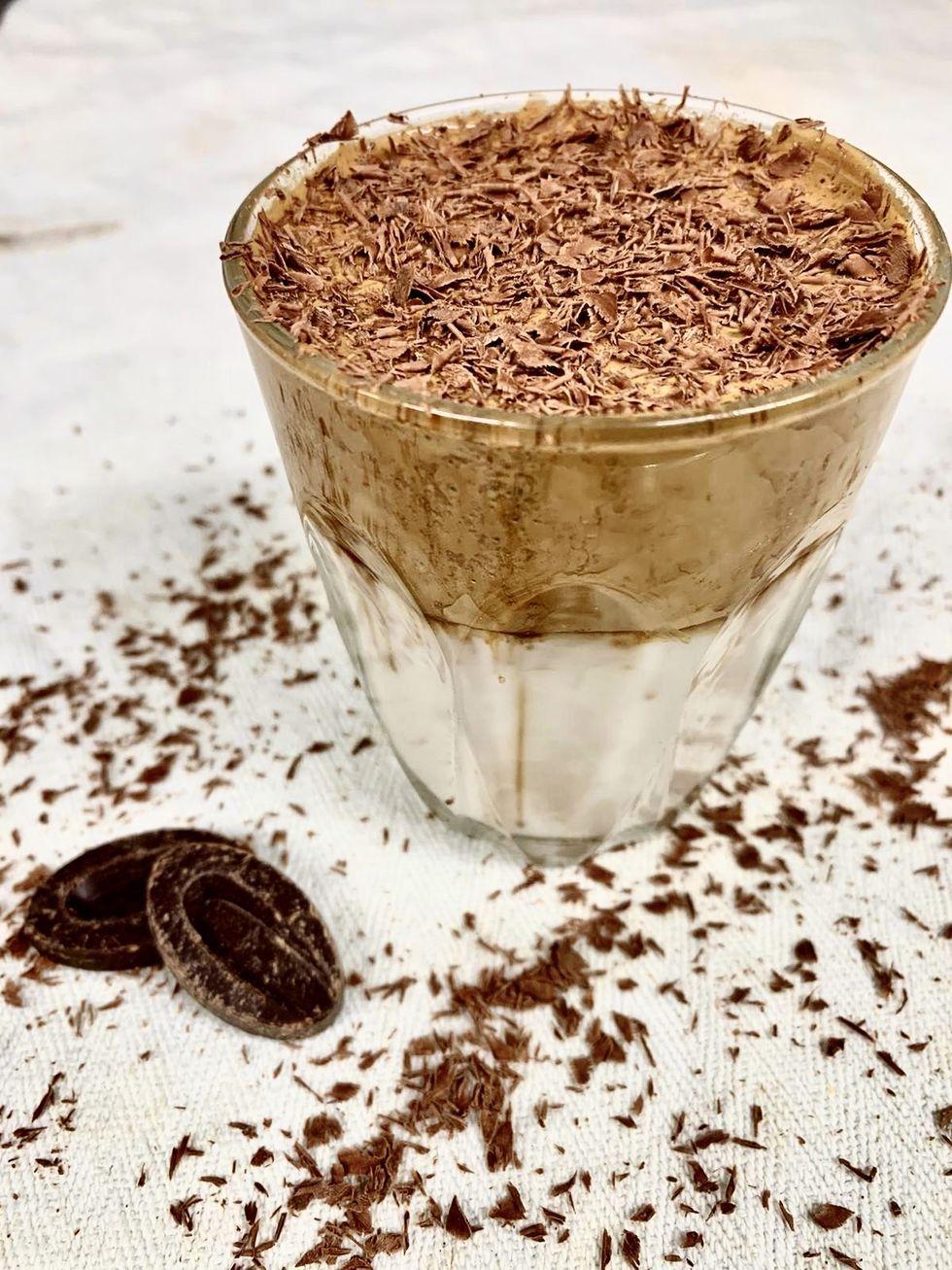 How To Make Vegan Dalgona Coffee Recipe