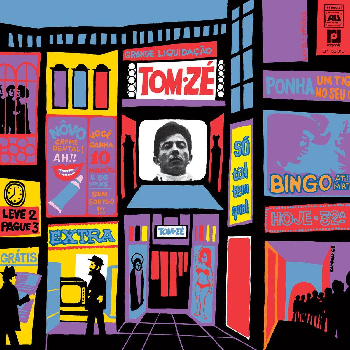 La musica viva di Tom Zé
