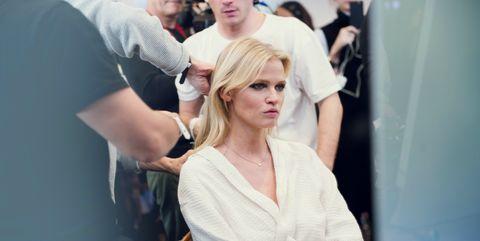 Nose, Mouth, Hairstyle, Fashion, Long hair, Hair coloring, Eyelash, Blond, Bangs, Layered hair,