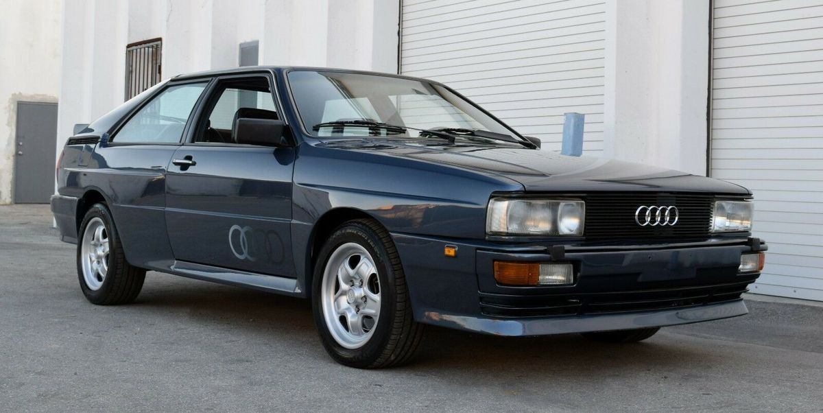 1983 Audi Quattro For Sale On EBay
