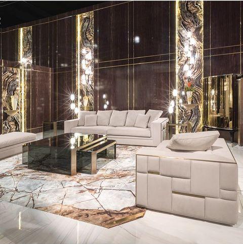Visionnaire interior decorating