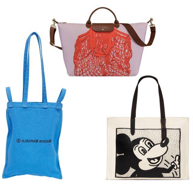 pcやa4書類を収納できる!  憧れブランドで見つける大容量バッグ【2021年春夏】