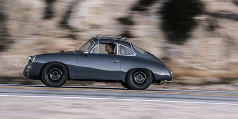 This All-Wheel Drive Porsche 356 Redefines Emory Motorsports' Outlaw Style