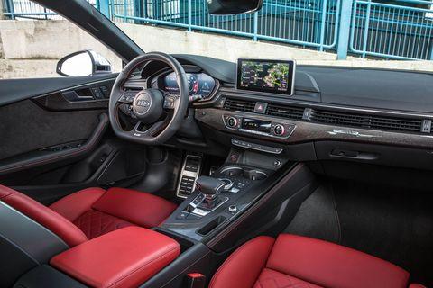 First Drive Audi S Sportback - 2018 audi s5 horsepower