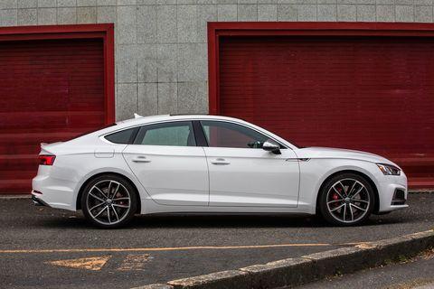 First Drive Audi S Sportback - Audi car tires