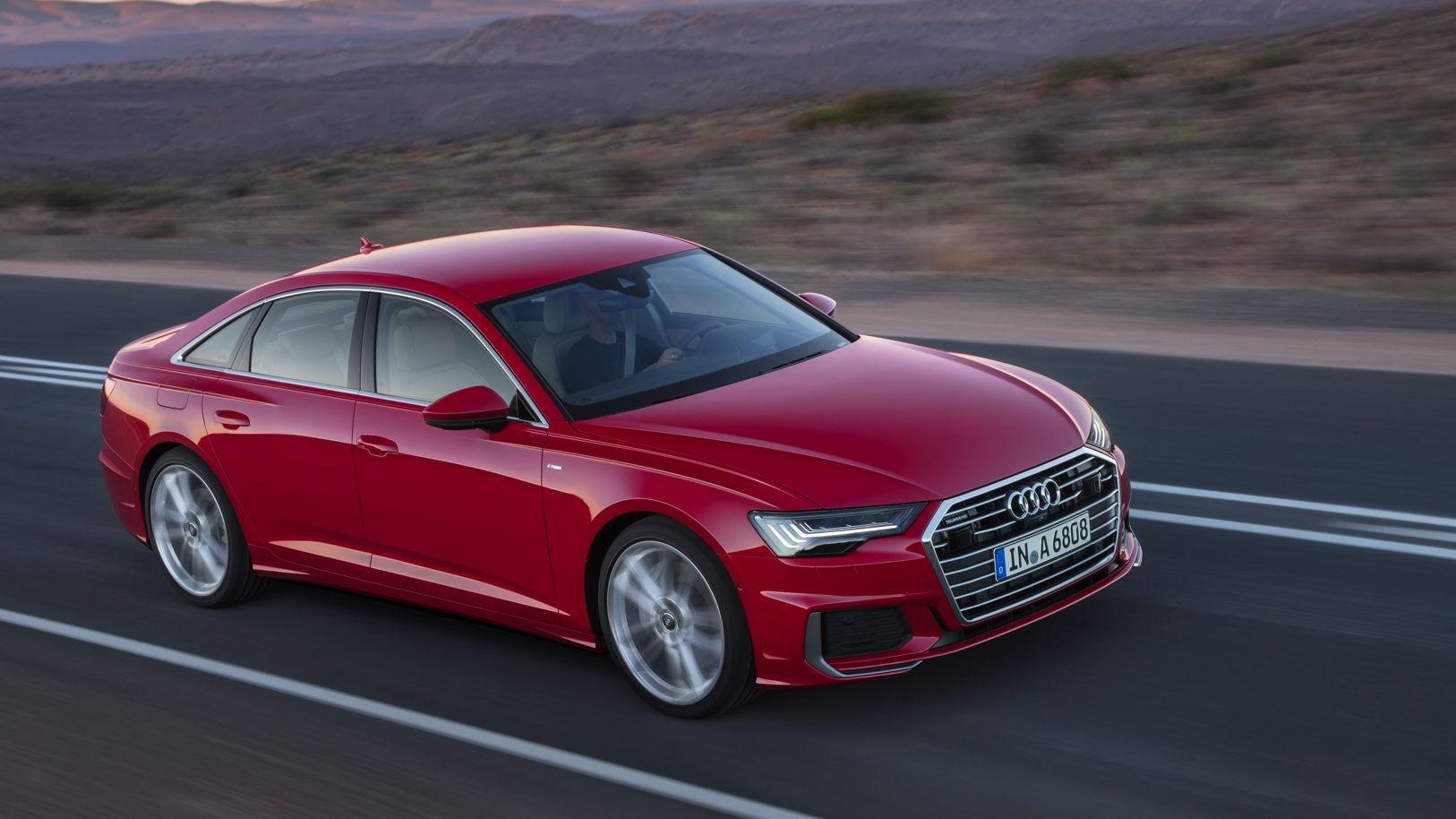 Nuova Audi A6: viaggiare in business class