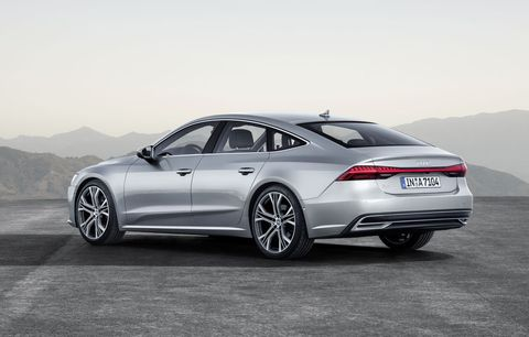 Audi A New A Sportback Specs Photos Price - How much does an audi a7 cost