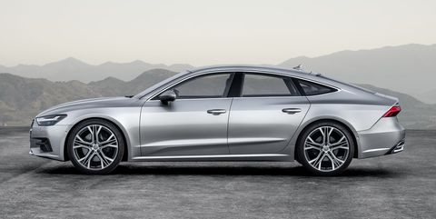 2019 Audi A7 New A7 Sportback Specs Photos Price