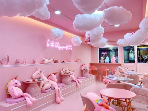 師大咖啡廳推薦 獨角獸咖啡廳 2d cafe