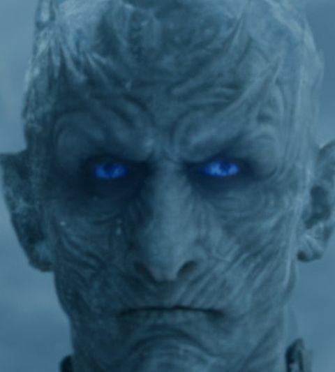 Game Of Thrones Night King Stars Eyes Theories