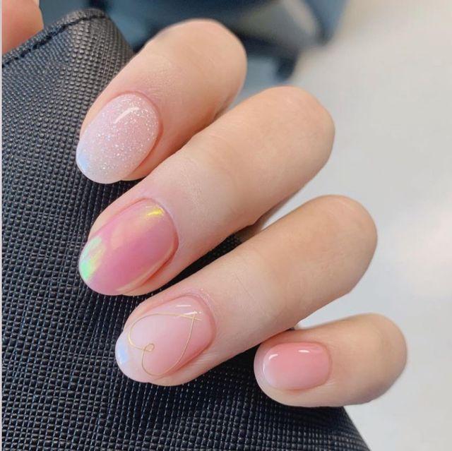 2021美甲趨勢推薦:「豆沙粉、櫻花粉、裸膚粉」療癒粉色系指甲彩繪溫柔又顯白!