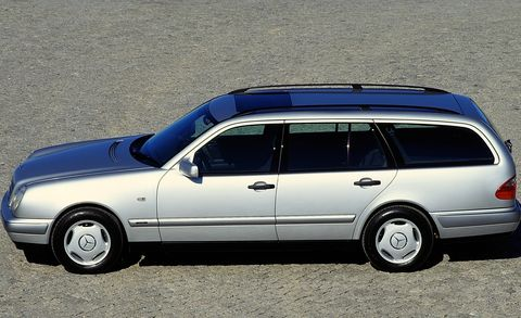 1998 mercedes benz e320 wagon