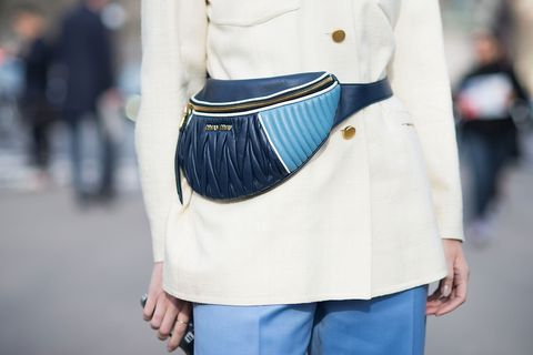 White, Street fashion, Clothing, Blue, Fashion, Shoulder, Jeans, Denim, Joint, Waist,
